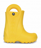 Crocs™ Kids' Handle It Rain Boot Geltona