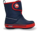 Crocs™ Kids' Crocband II.5 Gust Boot Tamsiai mėlyna/Raudona