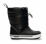 Crocs™ Kids' Crocband Gust Boot Iridescent Juoda/Balta