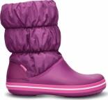 Crocs™ Winter Puff Boot Purpurinė/Ryškiai rožinė