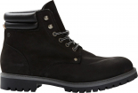 Jack Jones Stoke Nubuck Black