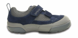 Crocs™ Kids' Dawson Easy-On Shoe Navy/Light Grey
