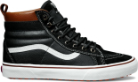 Vans SK8-Hi Mte Black/True white