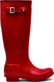HUNTER Original Tall Military Red