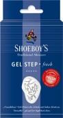 Shoeboy's GEL STEP FRESH iekšzole Transparent