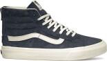 Vans SK8-Hi Slim Zip Blue Graphite
