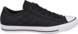Converse Chuck Taylor All Star Ox Quilted Nylon Black/Black