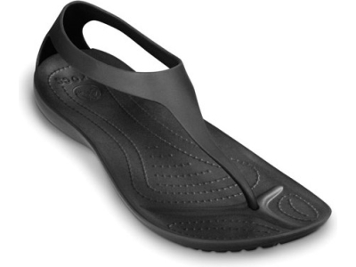 Crocs™ Sexi Flip Melna/Melna