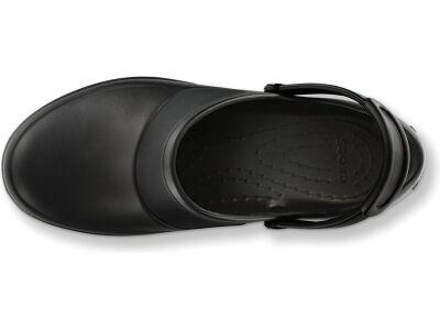 Crocs™ Mercy Work Melna/Melna