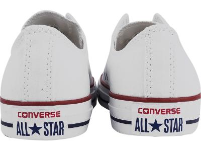 Converse Chuck Taylor All Star Ox Balta/Balta