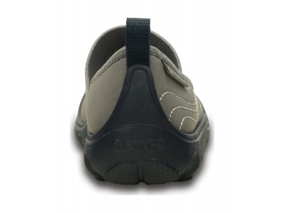 Crocs™ Girls' Duet Busy Day Mary Jane Navy/Light Grey