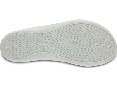 Crocs™ Women's Swiftwater Sandal Black/White