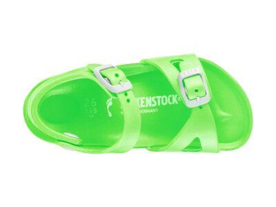 Birkenstock Rio EVA Neon Green
