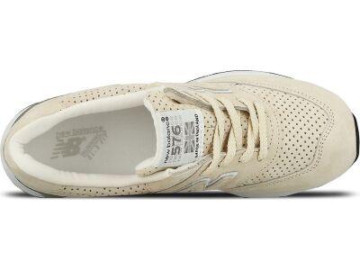 New Balance W576 Cream/White