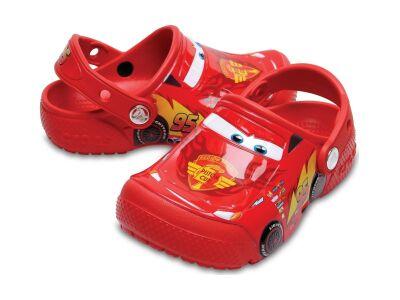 Crocs™ Funlab Cars Clog Flame