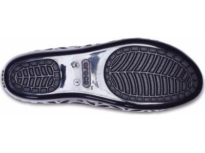Crocs™ Isabella Jelly II Flat Black/Black