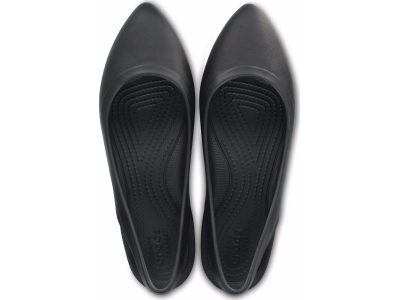 Crocs™ Eve Slingback Black