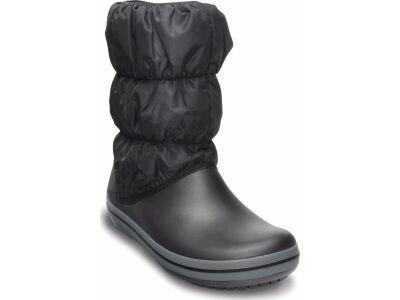 Crocs™ Winter Puff Boot Melna/Pelēka