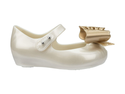 Melissa Mini Ultragirl IX BB White/Blanco