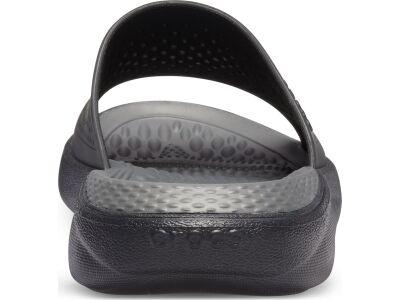 Crocs™ LiteRide Slide Black/Slate Grey