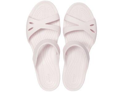 Crocs™ Women's Kelli Sandals Barely Pink
