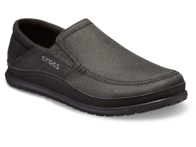 Crocs™ Santa Cruz Playa Slip-On Black/Black