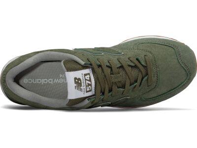 New Balance ML574 T2 Dark Covert Green