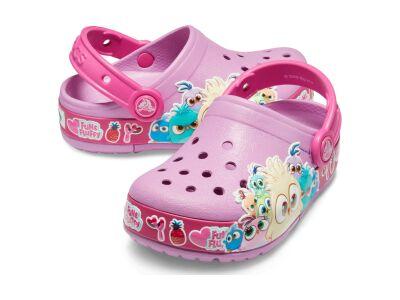 Crocs™ Funlab Hatchlings Light-Band Clog Kid's Violet