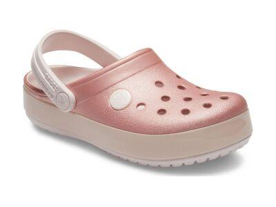 Crocs™ Crocband Ice Pop Clog Kid's Barely Pink