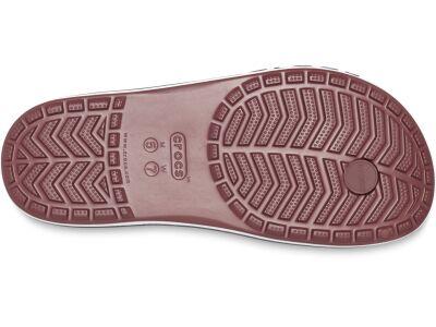 Crocs™ Bayaband Flip Burgundy/Navy