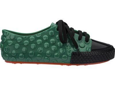 Melissa Polibolha Sneaker Green/Black