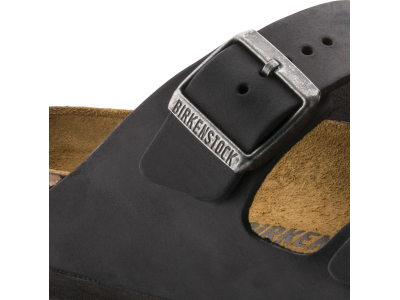 Birkenstock Arizona Oiled Leather Black