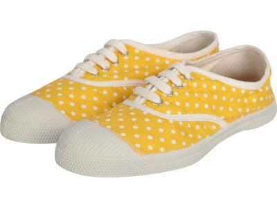 BENSIMON Tennis Pois Femme Yellow