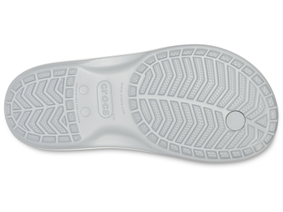 Crocs™ Crocband Flip GS Light Grey
