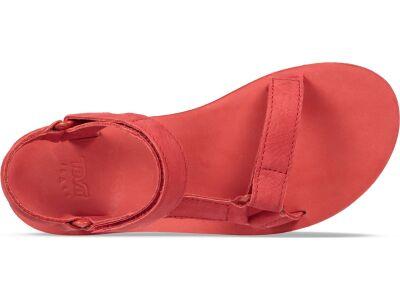 Teva Midform Universal Leather Racing Red