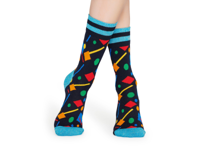 Happy Socks Athletic Confetti Multi 6500