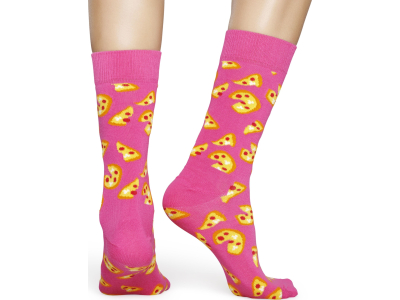 Happy Socks Pizza Multi 3500
