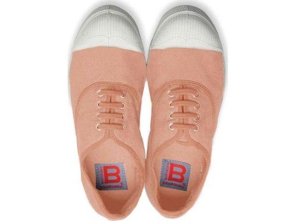 BENSIMON Tennis Lacets Femme F15004C15F Petale