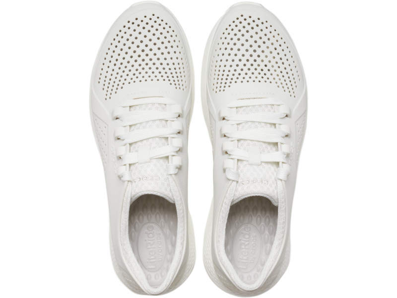 Crocs™ LiteRide Pacer Almost White