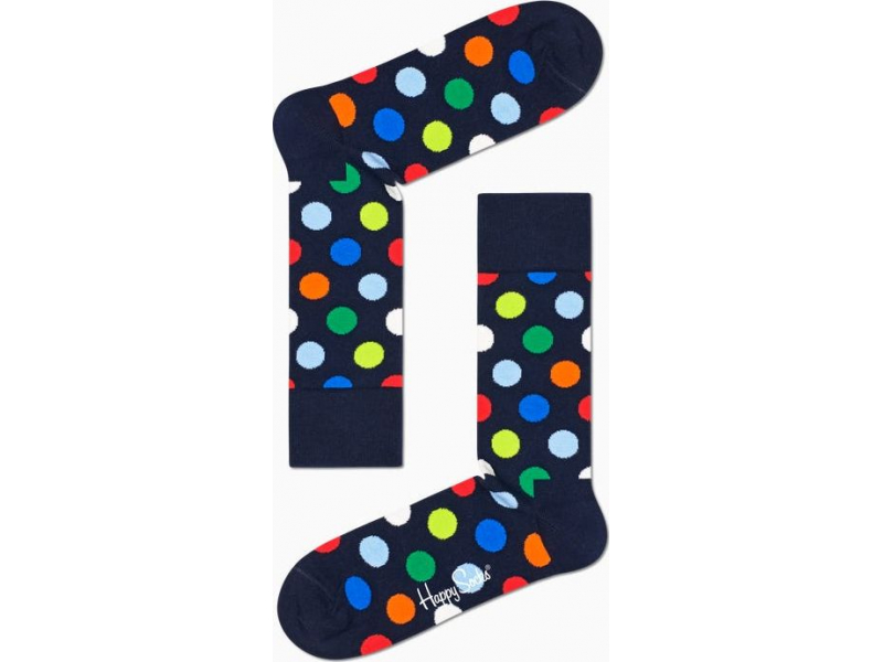 Happy Socks Big Dot Sock Multi 6550