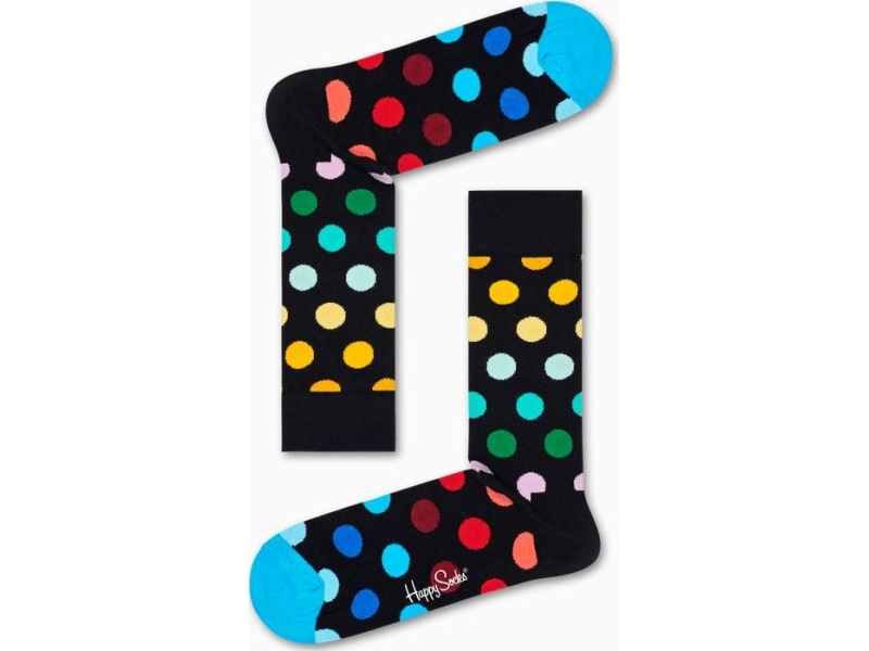 Happy Socks Big Dot Sock Multi 0101