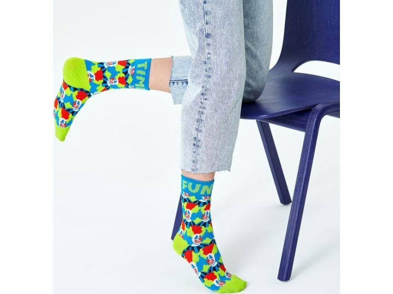 Happy Socks Clown Sock Multi 7000