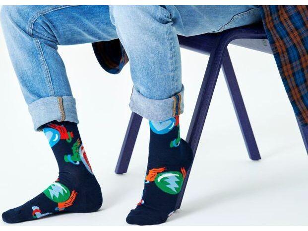 Happy Socks Fortune Teller Sock Multi 6500