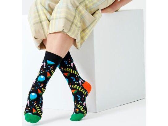 Happy Socks Party Party Sock Multi 9300