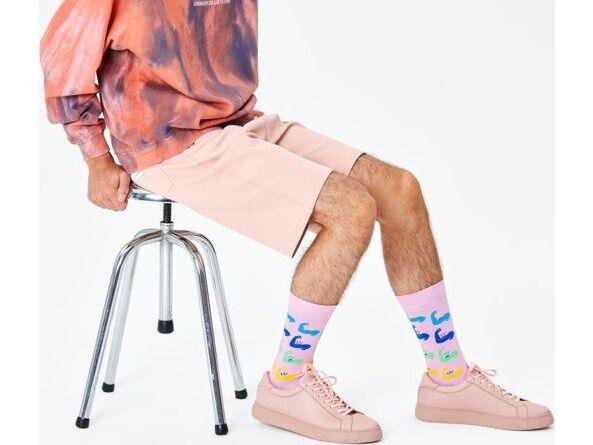 Happy Socks Strong Sock Multi 3000