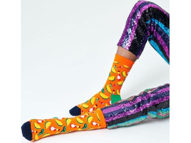 Happy Socks Taco Sock Multi 2700