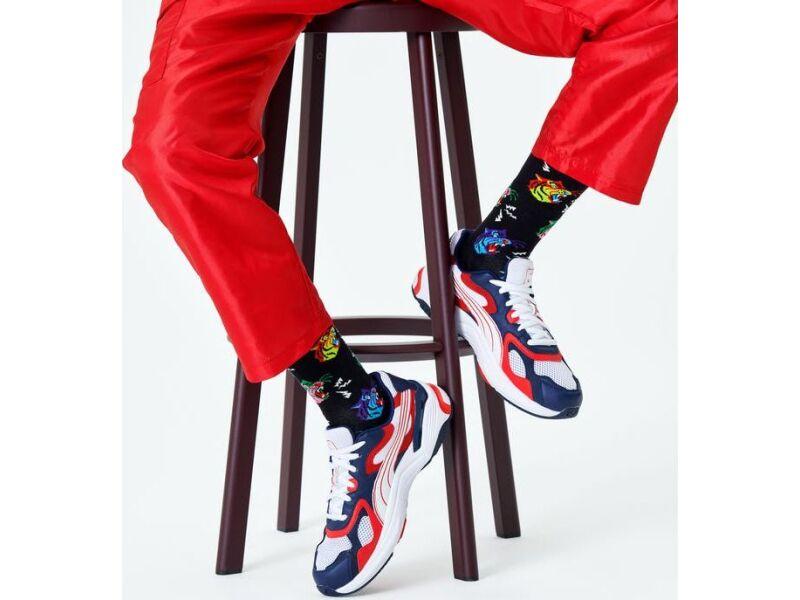 Happy Socks Tiger Sock Multi 9300