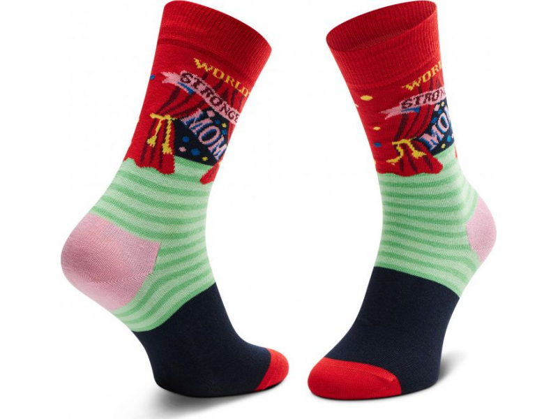 Happy Socks World´s Strongest Mom Sock Multi 4300