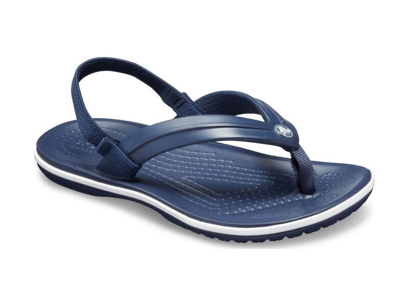 Crocs™ Crocband Strap Flip Kid's Navy