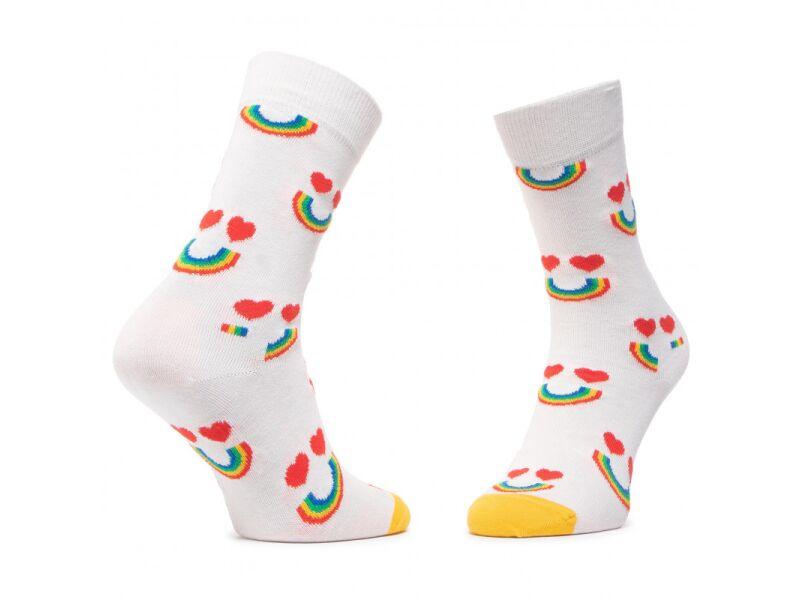 Happy Socks Happy Rainbow Sock Multi 1300